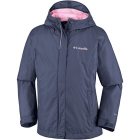 Columbia Arcadia Jacke Mädchen nocturnal/pink